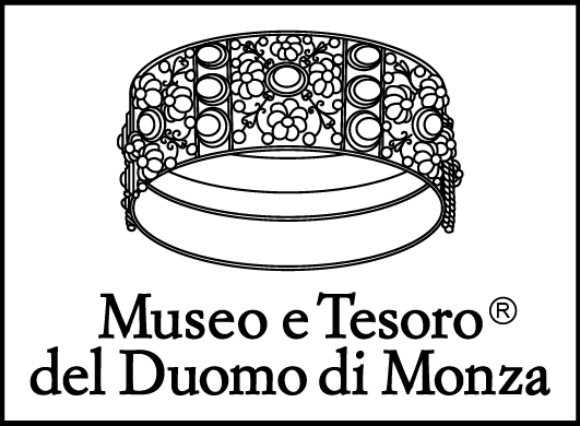MUSEO E TESORO scritta filetto NERO_RT